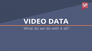 Title image of video data animation