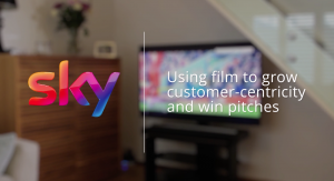 Sky: Using video to improve customer centricity.